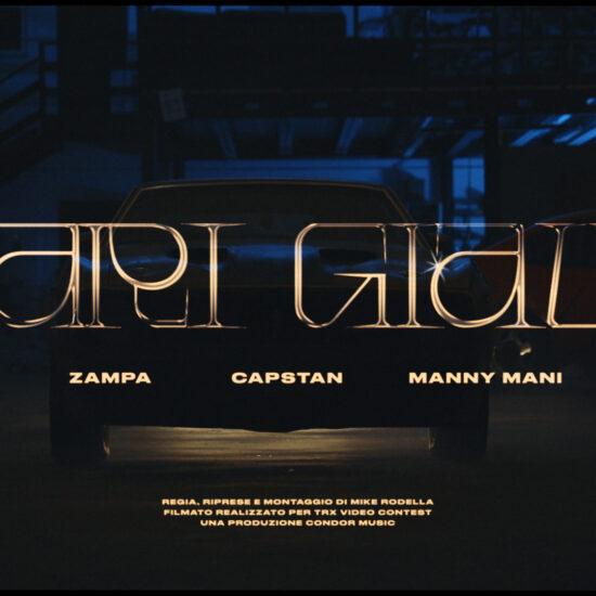 Fari Gialli - Zampa Capstan Manny Mani